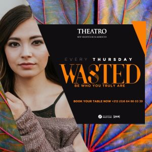 Wasted, Thursday, April 11th, 2019