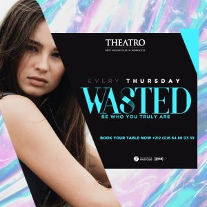 Wasted, Thursday, April 18th, 2019