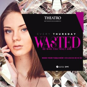 Wasted, Thursday, April 25th, 2019