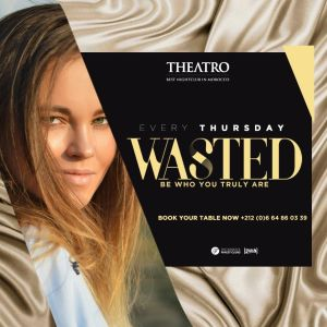 Wasted, Thursday, May 2nd, 2019