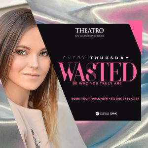Wasted, Thursday, May 9th, 2019