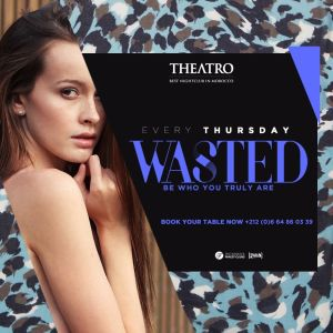 Wasted, Thursday, May 16th, 2019