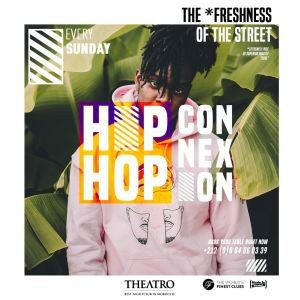 Hip-Hop Connexion, Sunday, March 3rd, 2019