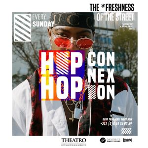 Hip-Hop Connexion, Sunday, March 10th, 2019