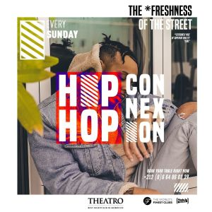 Hip-Hop Connexion, Sunday, March 17th, 2019