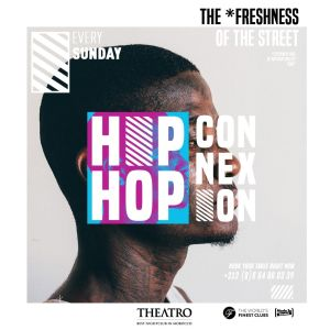 Hip-Hop Connexion, Sunday, March 24th, 2019