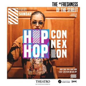 Hip-Hop Connexion, Sunday, May 5th, 2019