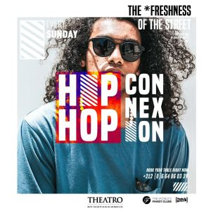 Hip-Hop Connexion, Sunday, May 12th, 2019