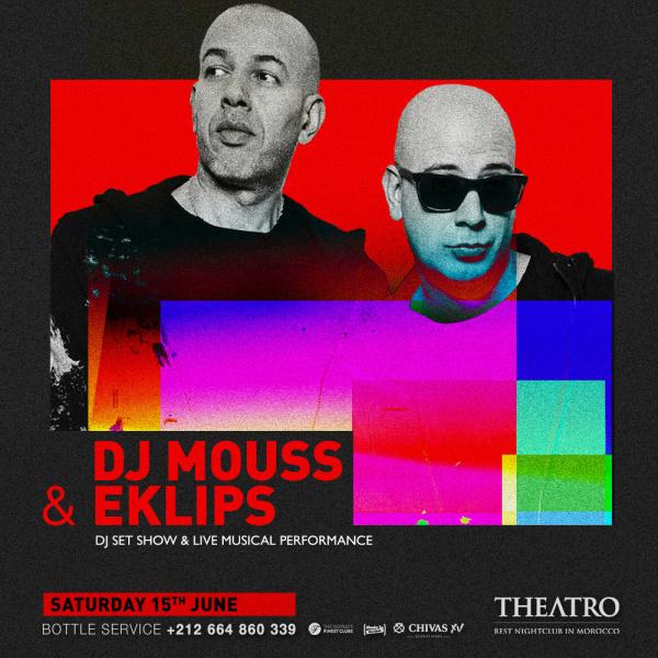 Theatro w/ DJ Mouss & Eklips :: Kaos Resort Pool