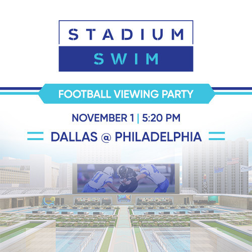 Football Viewing Party - Sunday, Nov 1, 2020 @ 5:20pm