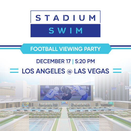 Football Viewing Party - Thursday, Dec 17, 2020 @ 5:20pm