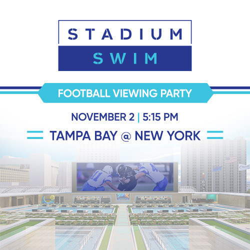 Football Viewing Party - Monday, Nov 2, 2020 @ 5:10pm