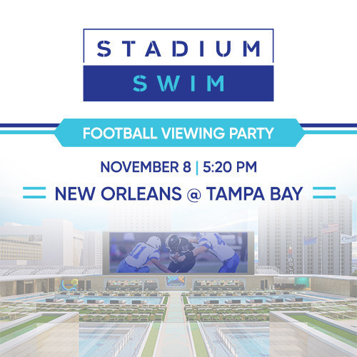Football Viewing Party - Sunday, Nov 8, 2020 @ 5:20pm