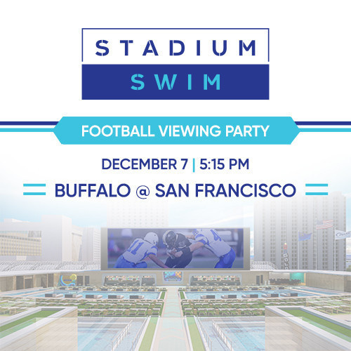 Football Viewing Party - Monday, Dec 7, 2020 @ 5:10pm