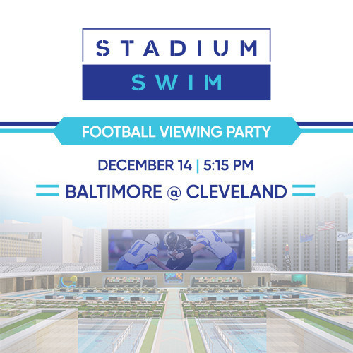 Football Viewing Party - Monday, Dec 14, 2020 @ 5:10pm