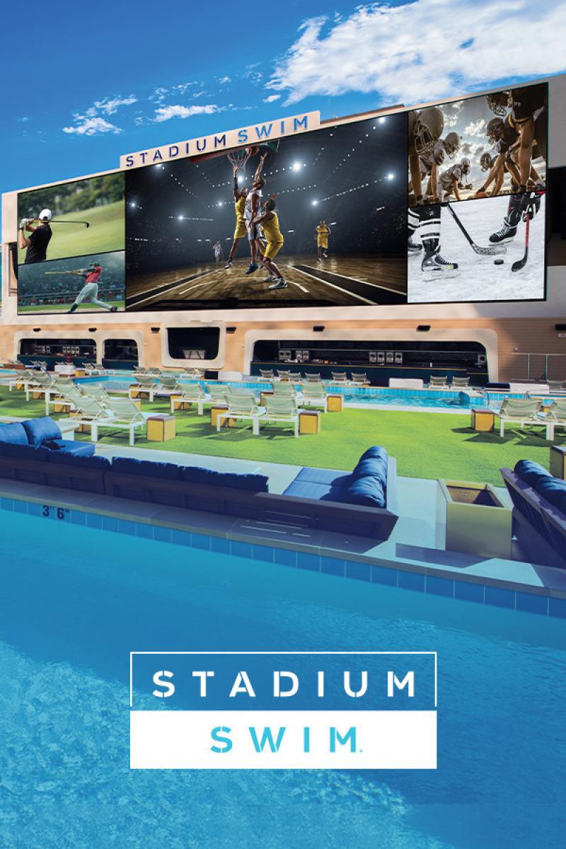Weekends at Circa Stadium Swim