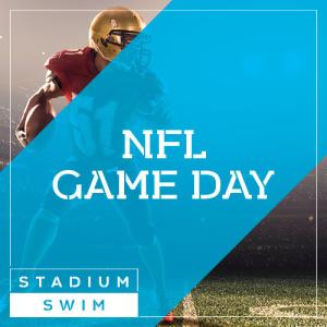 Flyer: Weekends at Circa Stadium Swim