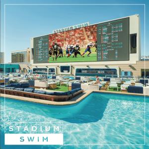 Flyer: Weekdays at Circa Stadium Swim
