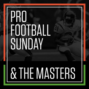 The Masters Tournament & Pro Football