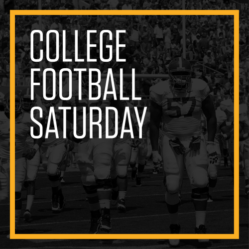 College Football - Saturday, Nov 7, 2020 @ 12:00am