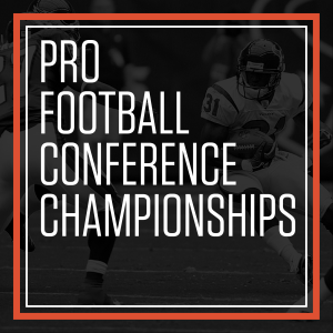 Pro Football Conference Championships