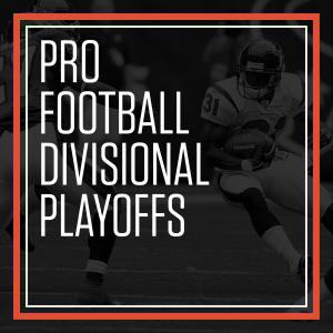 Pro Football Divisional Playoffs