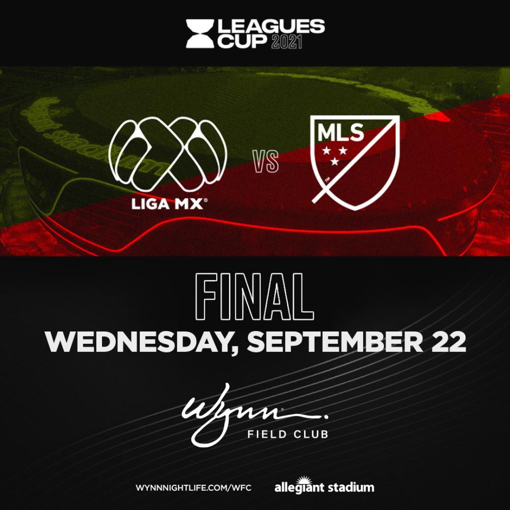 Leagues Cup - Final at Wynn Field Club Las Vegas thumbnail