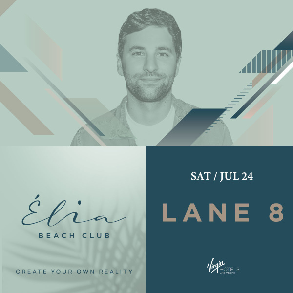 Lane 8 at Elia Beach Club