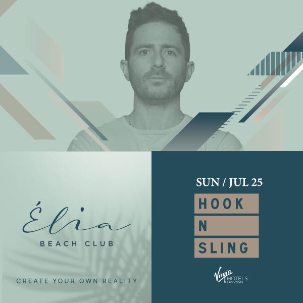 Hook N Sling at Elia Beach Club