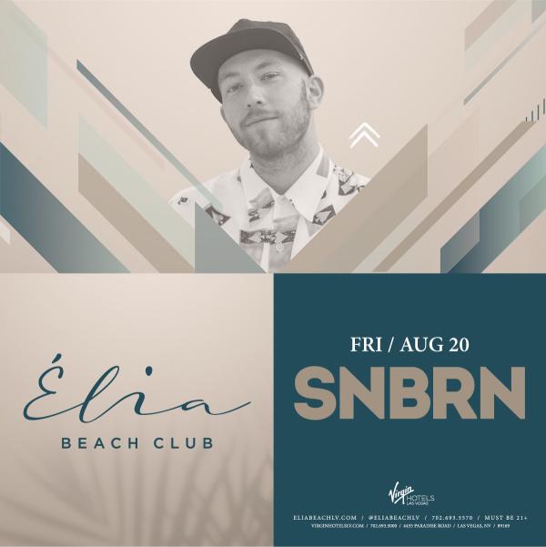 SNBRN at Elia Beach Club thumbnail