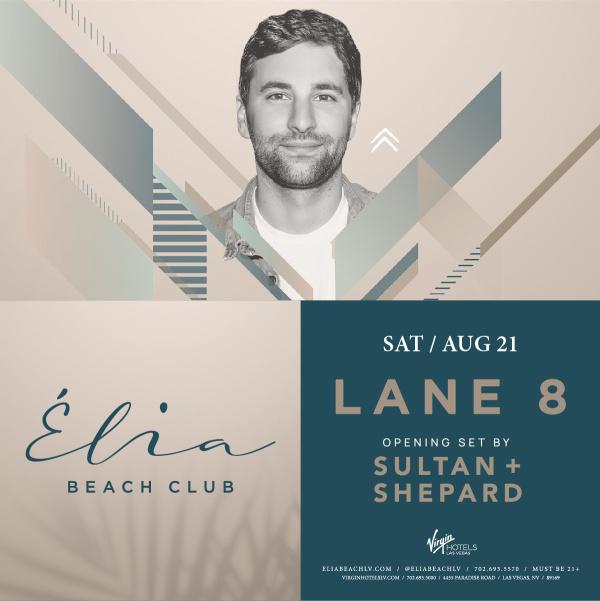 Lane 8 at Elia Beach Club thumbnail