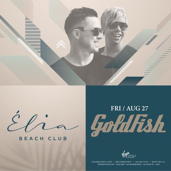 Goldfish at Elia Beach Club thumbnail