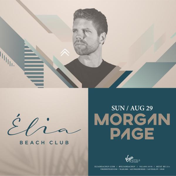 Morgan Page at Elia Beach Club thumbnail