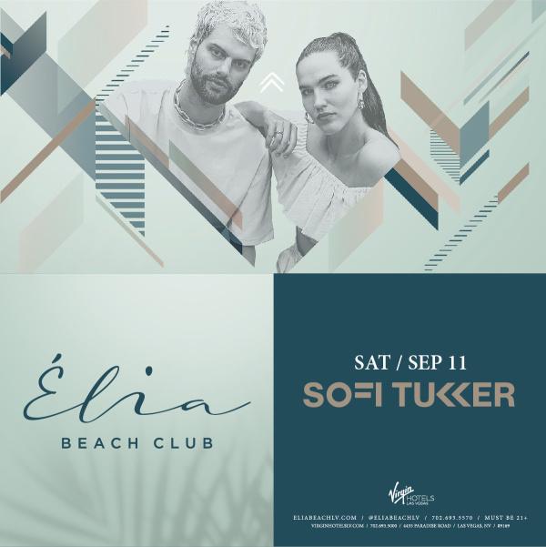 Sofi Tukker at Elia Beach Club thumbnail