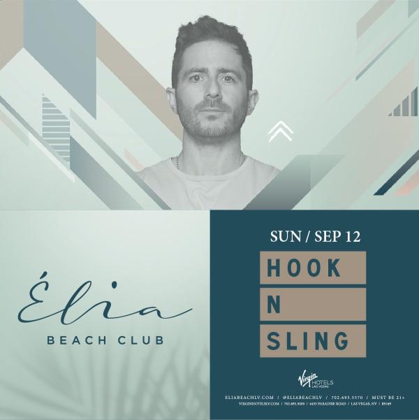 Hook N Sling at Elia Beach Club thumbnail
