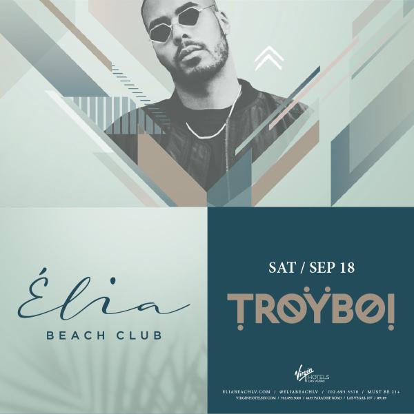 TroyBoi at Elia Beach Club thumbnail
