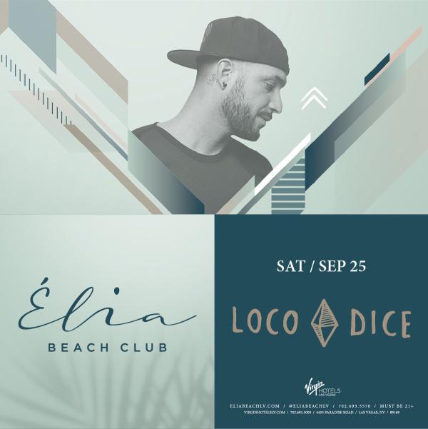 Loco Dice at Elia Beach Club thumbnail