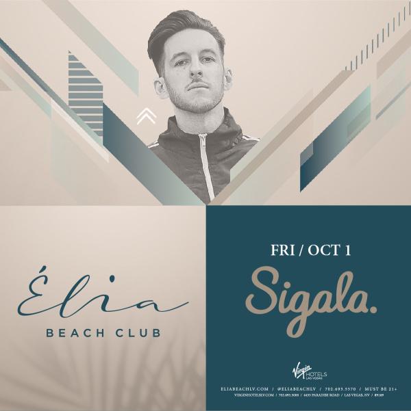 Sigala at Elia Beach Club thumbnail