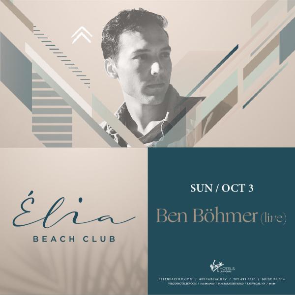 Ben Bohmer at Elia Beach Club thumbnail