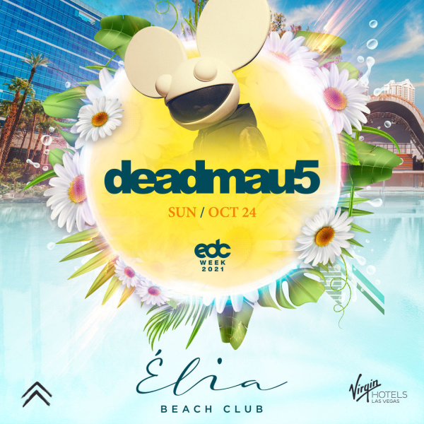 Deadmau5 at Elia Beach Club thumbnail