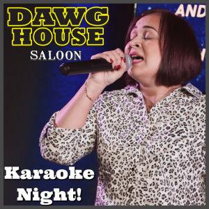 Flyer: Karaoke night