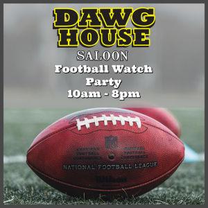 Flyer: Sunday Football