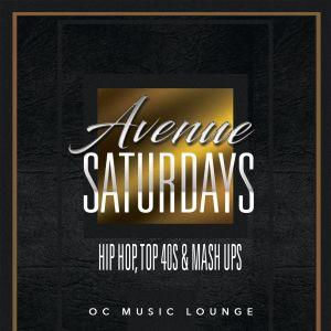 Avenue Saturdays, Saturday, October 27th, 2018
