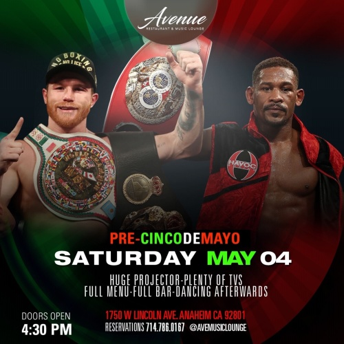 Canelo - Avenue Restaurant & Music Lounge