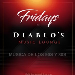 Diablo's Friday, Friday, July 5th, 2019