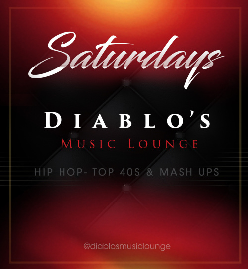 Diablo's Saturday - Avenue Restaurant & Music Lounge
