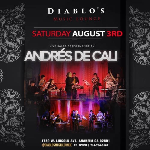 Diablos Saturday - Diablo's Music Lounge