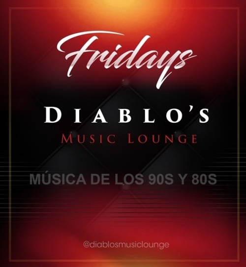 Diablos Friday - Diablo's Music Lounge