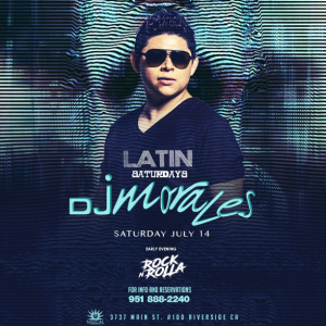 Latin Saturdays