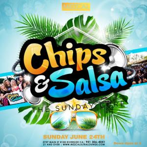 Chips & Salsa - Mezcal Ultra Lounge